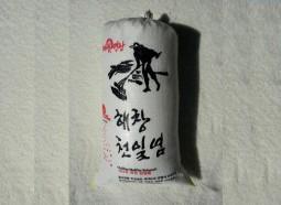 [해창천일염] 명품천일염 20kg
