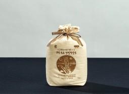 [태평소금] 3년 묵은 갯벌천일염 550g, 1kg, 3kg