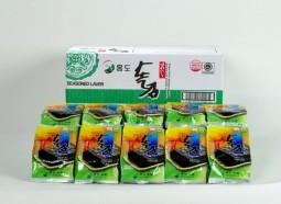 [홍도식품] 홍도돌김 식탁용(소) 15g x 15
