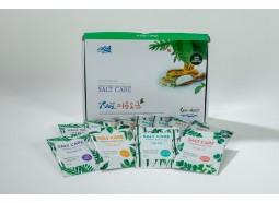 [남신안농협] 미용소금선물세트 5box(허브미용소금, 녹차미용소금, 미용죽염, 쑥미용소금)