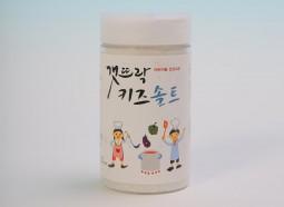[영백솔트영어조합법인] 갯뜨락 키즈솔트 130g